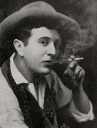 Irving Cummings - Cummings in 1914