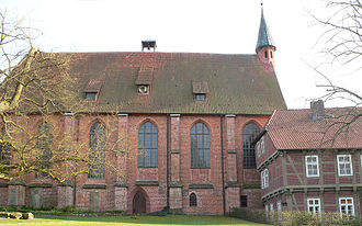 Isenhagen Abbey - Convent chapel