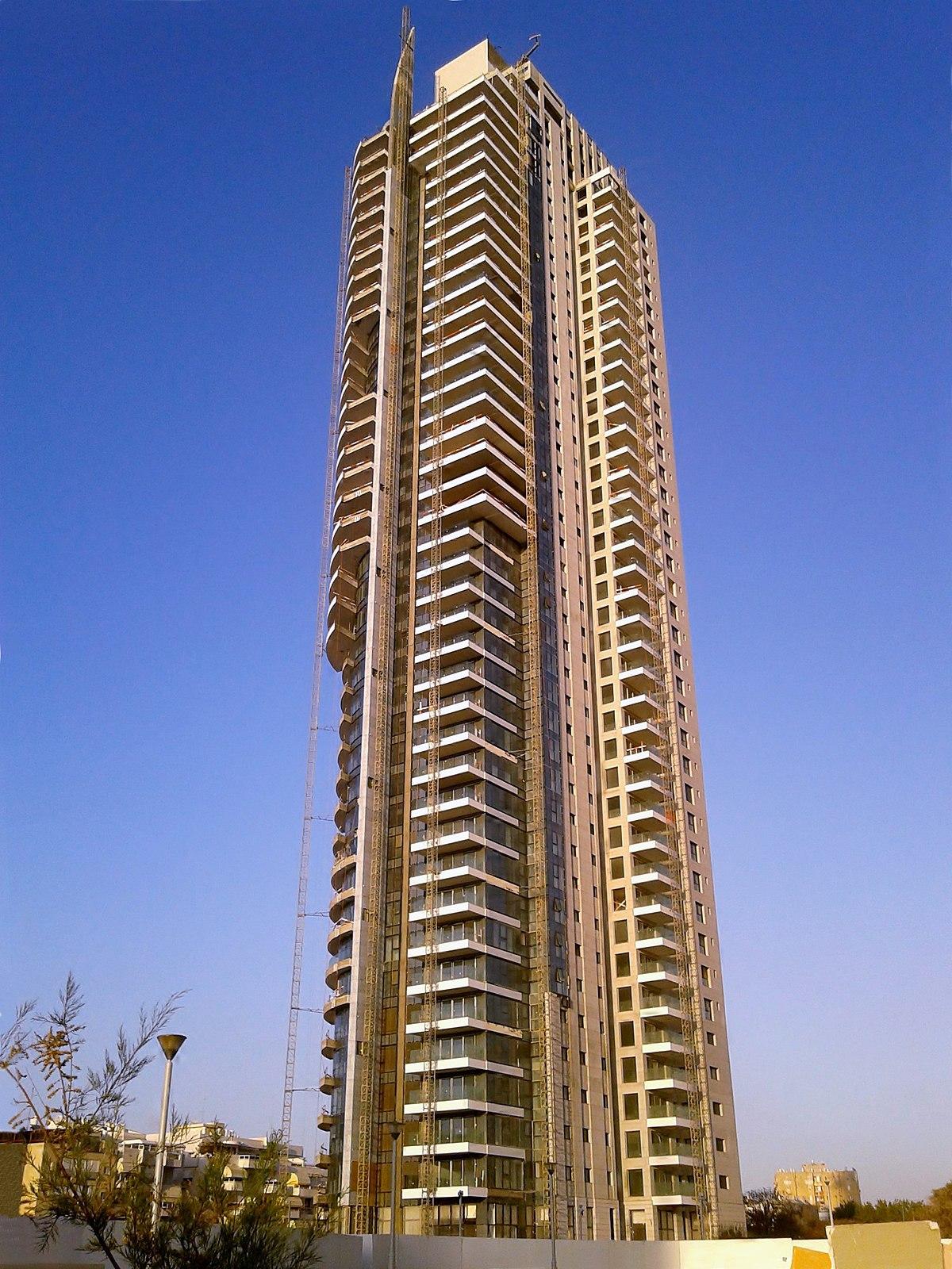 Neve Nof Tower Wikipedia