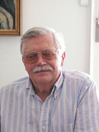 Iván Szelényi - Szelényi in Budapest in 2009