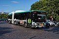 Iveco Urbanway 18 Hybride 5595 RATP, ligne 91, Paris 001.jpg