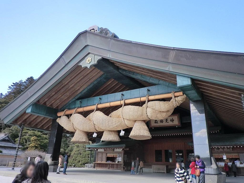 Izumo-taisha shrine, Izumo City; March 2014 (24)