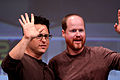 J. J. Abrams & Joss Whedon (4840613002).jpg