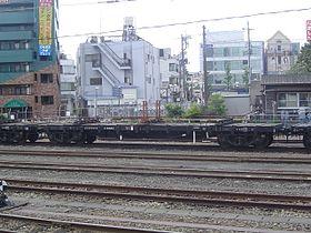 Tiki 6000 form for the rail transportation (Tiki 6343)