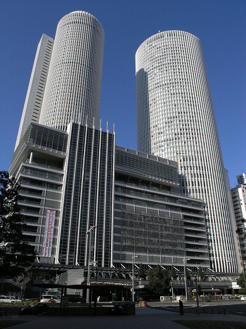 桜通口側(2007年12月31日)