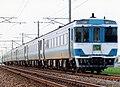 JR shikoku kiha185 blue ishizuchi 1989.jpg
