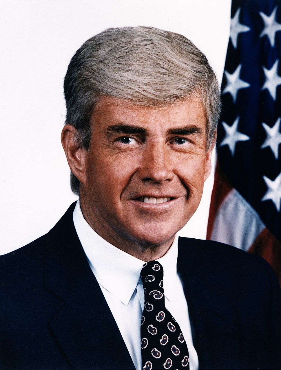 Jack Kemp official portrait