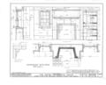 Jacob Vanderbeck House, Dunker Hook Road, Fair Lawn, Bergen County, NJ HABS NJ,2-FAIR,4- (sheet 7 of 11).png