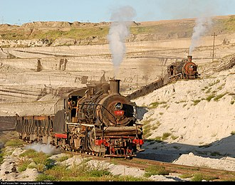 Return of the Chinese Eastern Railway - Jalainuer Opencast Pit Coal Mine was one of the two coal mines returned to China with the assets of the Chinese Changchun Railway.