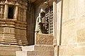 Jaisalmer, India, Jaisalmer Fort, Jain Temple, Caretaker.jpg