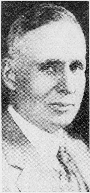 James C. McLaughlin - James C. McLaughlin, Michigan Congressman.