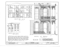 James Mareau Brown House, 2328 Broadway, Galveston, Galveston County, TX HABS TEX,84-GALV,1- (sheet 6 of 8).png