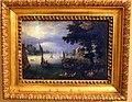Jan bruegel il giovane, paesaggio fluviale con imbarcadero, 1600-50 ca..JPG