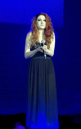 Janet Devlin - Devlin in 2012