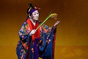 Kumi Odori - Image: Japanisches Kulturinstitut Bühnenkünste