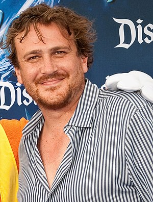Jason Segel - Segel at the World of Color premiere in June 2010