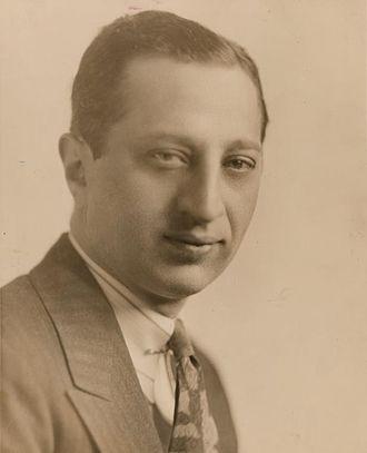 Jay Adler - Adler c. 1935