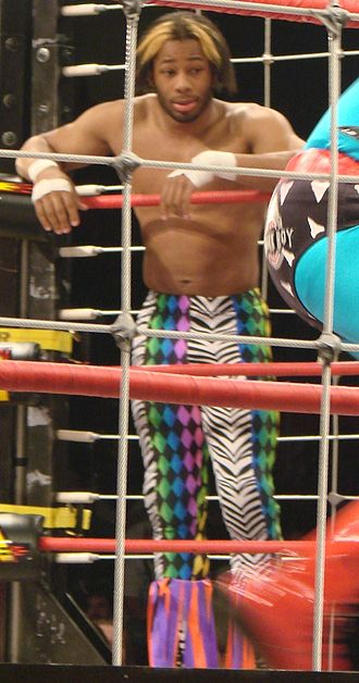Jay Lethal - Lethal working for TNA