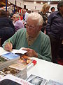 Jean Anglade à la foire du livre 2010 de Brive la Gaillarde.JPG