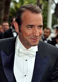 Photo of Jean Dujardin at the Cannes Film Festival in 2011.[9]