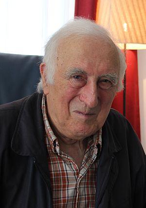 Jean Vanier - Jean Vanier in 2012