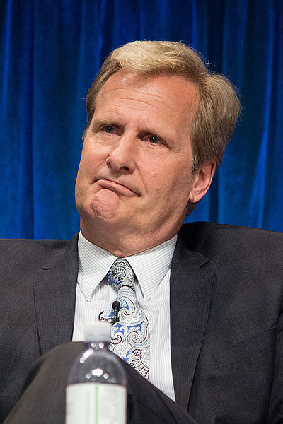 Photo of Jeff Daniels in 2013, courtesy of Wikipedia Commons