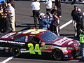 Jeff Gordon at Daytona International Speedway 2011.jpg