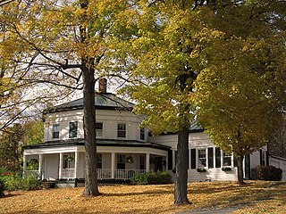Jenkins Octagon House