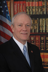 {{w|Jerry McNerney}}, U.S. Congressman.