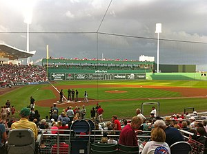 JetBlue Park at Fenway South - Image: Jet Blue Park at Fenway South