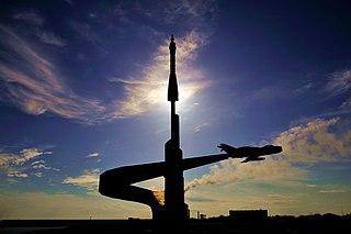 monument aux conquérants de l'espace