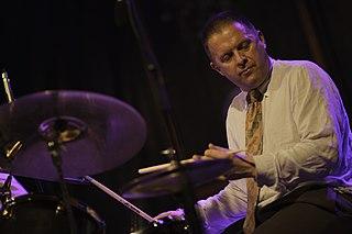 Joe Farnsworth American jazz drummer