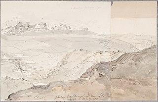 The Hardanger Glacier