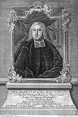 Johann Martin Chladni