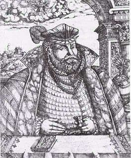 John Frederick II, Duke of Saxony Duke of Saxony
