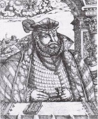 John Frederick II, Duke of Saxony - Image: Johann Frederick II of Saxony
