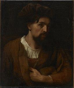 Johann Ulrich Mayr - Portrait of a Philosopher - 1987.31 - Dallas Museum of Art