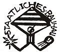 Johannes Ilmari Auerbach Bauhaus Signet Entwurf 1919.jpg