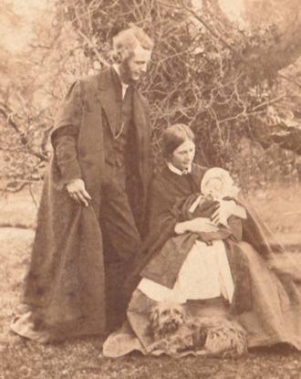 Stephen Gwynn - Image: John & Lucy Gwynn + Stephen