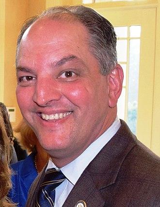 Louisiana Democratic Party - Governor John Bel Edwards
