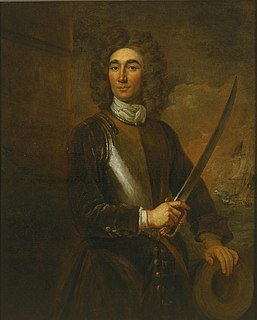John Benbow 17th-century English Royal Navy admiral