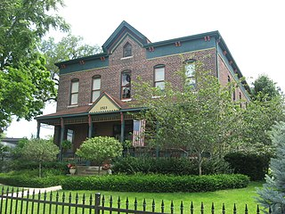 John Fitch Hill House