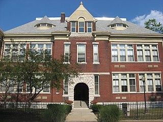 John Greenleaf Whittier School, No. 33