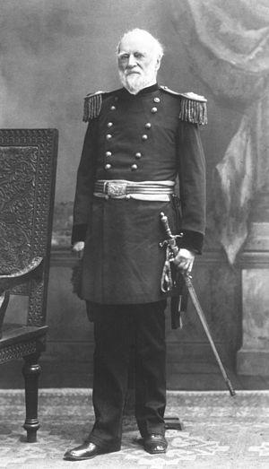 John Moore (physician) - Brigadier General John Moore, Surgeon General