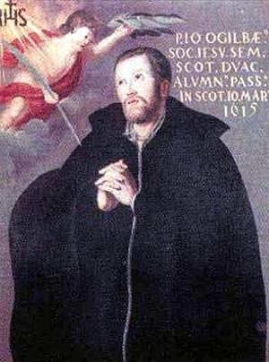 John Ogilvie martyr