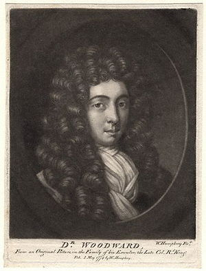 William Humphrey (engraver) - John Woodward, mezzotint by William Humphrey