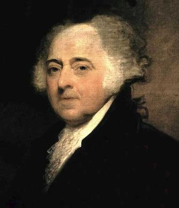 "John Adams: ""the man who at certain point..."