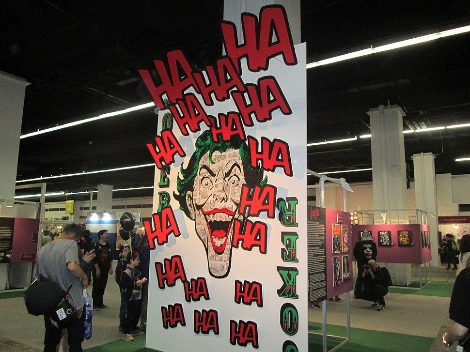 Joker expo