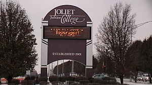 Community college - Joliet Junior College Main Campus, in Joliet, Illinois, the first community college in the US