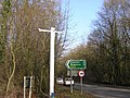 Joseph Izod's fingerpost, Chipping Campden - geograph.org.uk - 122708.jpg